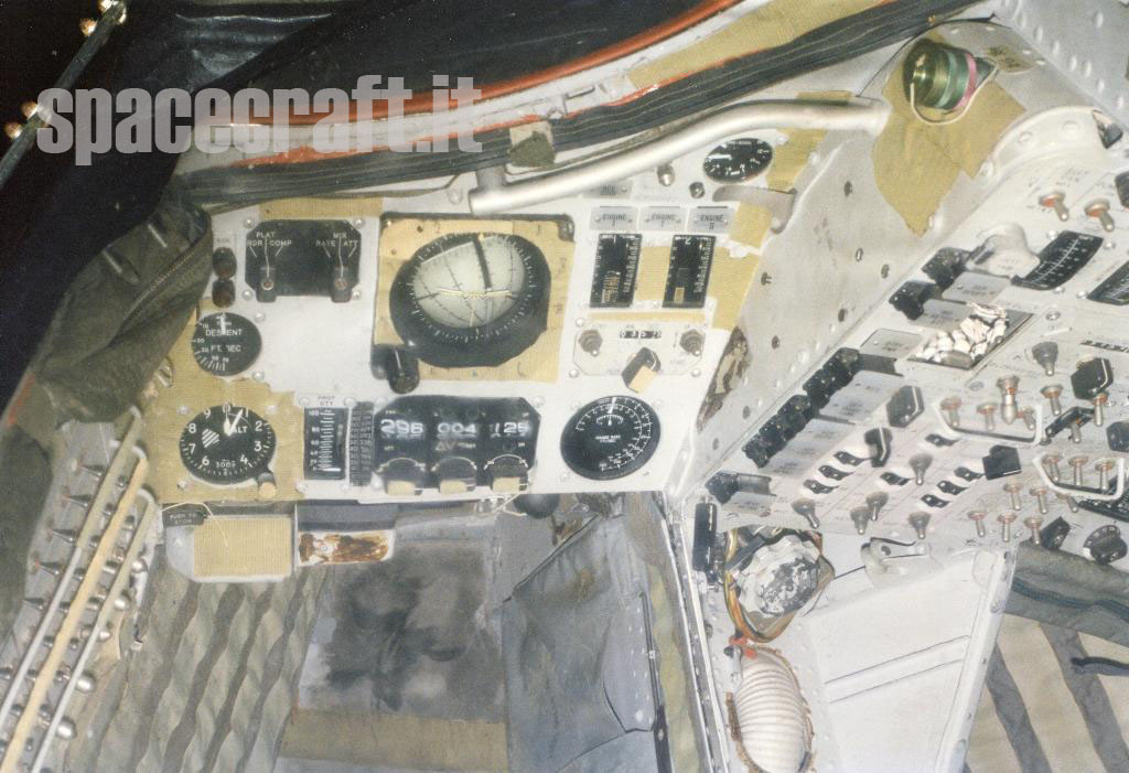 gemini spacecraft cockpit - photo #49