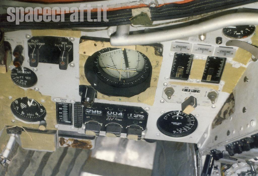 gemini spacecraft cockpit - photo #8